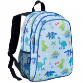 【LOVEBBB】美國 Wildkin 14408 恐龍王國 兒童後背包/雙層式便利書包