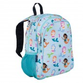【LOVEBBB】美國 Wildkin 14081 小美人魚 兒童後背包/雙層式便利書包