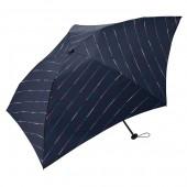 日本KIU 空氣感90g摺疊抗UV晴雨傘 34068 霓虹