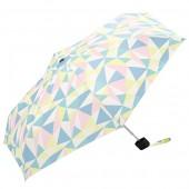 日本KIU 輕巧摺疊抗UV晴雨傘 31125 萬花筒