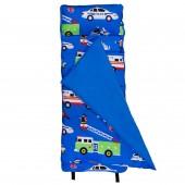 【LOVEBBB】 符合美國標準 Wildkin 49691 英雄聯盟(大) 無毒幼教睡袋/午覺毯/兒童睡袋(2-7歲)