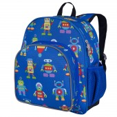 【LoveBBB】美國 Wildkin 幼兒背包/幼稚園/寶寶書包 40112 機器人總動員(2~6歲)