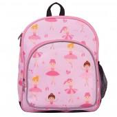 【LoveBBB】符合美國 CPSIA 標準 Wildkin 40901芭蕾舞女孩 幼兒背包/幼稚園/寶寶書包 (2~6)