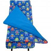 【LOVEBBB】符合美國標準 Wildkin 28112 機器人總動員 無毒幼教睡袋/午覺毯/兒童睡袋(3-7歲)